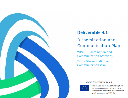 Deliverable D4.1 Dissemination and Communication Plan